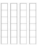 Blank Patterning Sheet 3