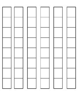 Blank Patterning Sheet 4
