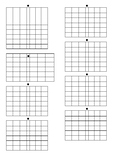 Blank Place Value Charts