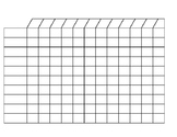 Blank Record Sheet