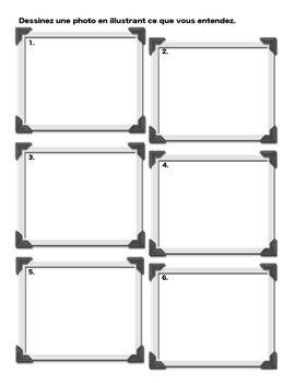 Blank Story Board