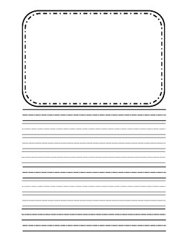 Blank Story Pages