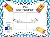 Blank Story Starter