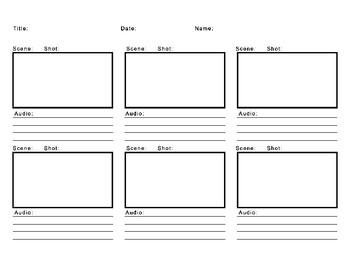 Blank Storyboard (Day 3)