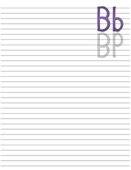 Blank Student Glossary