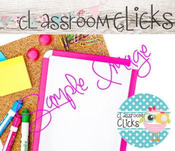 Blank Styled White Board Image_312:Hi Res Images for Bloggers & Teacherpreneurs