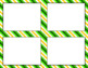 Blank Task Cards: St. Patrick's Day | Editable PowerPoint