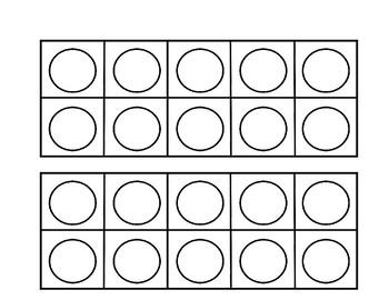 Blank Tens Frame