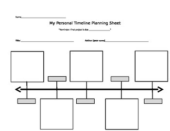 Gutsy image pertaining to free printable timeline