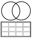 Blank Venn Diagram Cut and Paste
