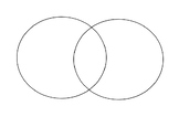 Blank Venn Diagram Template