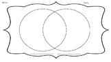 Blank Venn Diagram with Border