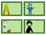 Blank Wizard of Oz Classroom Labels