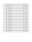 Blank Word Search Crossword Puzzle Grid
