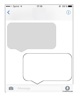 Blank IPhone Template By La Tienda De Srta Leary