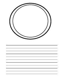 Blank lined paper (variety pack)