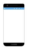 Blank phone for bulletin board
