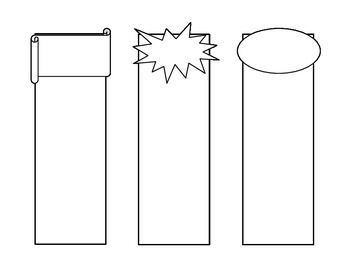 Blank Tri Fold Brochure Template By Jaime Batschi TpT - Fold brochure template