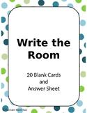 BlankReusable Write the Room