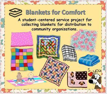 Blankets for Comfort