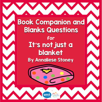 Blanks Questions - It's not just a Blanket