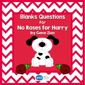 Blanks Questions - No Roses for Harry