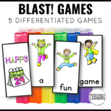 Short Vowel Phonics Game