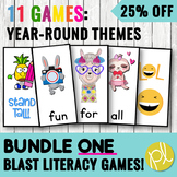 Blast Games Bundle One