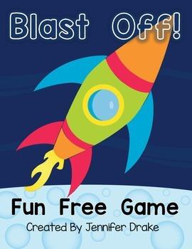 Blast Off!  A Fun Free Game!