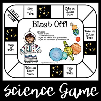 Blast Off - A Science Game