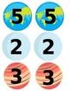 Blast Off!  Breaking Apart Numbers (numbers up to 15)