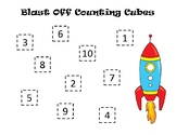Blast Off Counting Cubes
