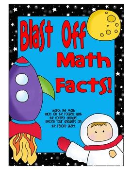 Blast Off Math Facts