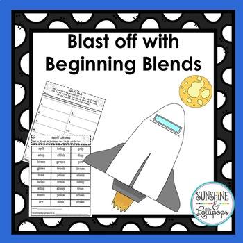 Phonics: Beginning Blends K-1