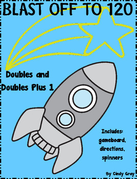 Blast Off To 120 ~ Doubles and Doubles Plus 1