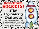 Blast Off with Rockets! - STEM Engineering Challenges - Se