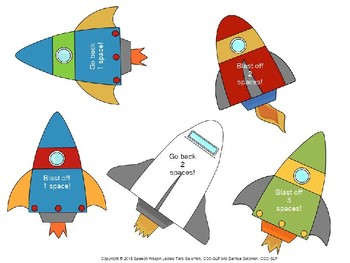 Blast Off with Synonyms! in Speech-Language Therapy