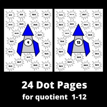 Blast Through Division - Solution to 12 - Flashcards - Dot Pages