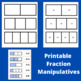 Blast Through Fractions - Fraction Cards, Worksheets , Dot Pages