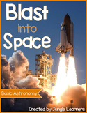 Space and Basic Astronomy: Posters & Hands-On Activities