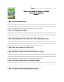 Blast to the Past- Disney's Dream Comprehension/Sequencing