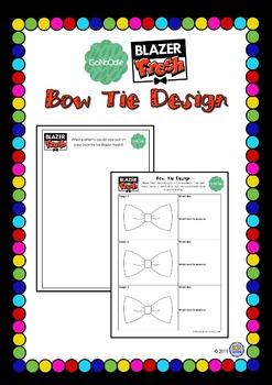 Blazer Fresh Bow Tie Design Task - GoNoodle