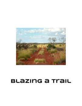 Blazing a Trail- Nonfiction and History PBL