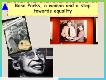 Black History Month and Martin Luther Jr. day : printable activities and PPT