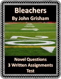 Bleachers by John Grisham Novel Study