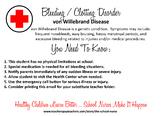 Bleeding / Clotting Disorder - Von Willebrand Disease informational card