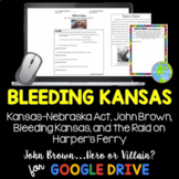 Bleeding Kansas, John Brown, Raid on Harpers Ferry