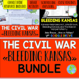 Bleeding Kansas, John Brown, Raid on Harpers Ferry BUNDLE