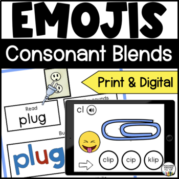 Blend Activities for Seesaw