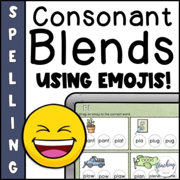 Blend Activities for Seesaw - Distance Learning